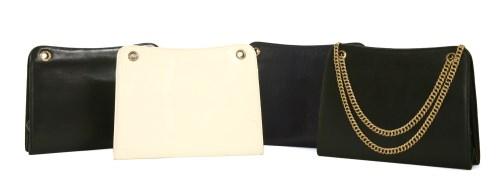 Lot 1001-Four Cartier handbags