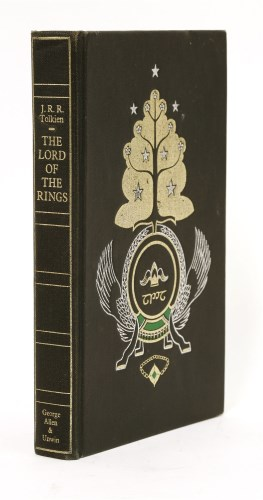 Lot 112-(SIGNED COPY)- TOLKIEN