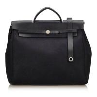 Lot 1044-An Hermès 'Herbag' satchel