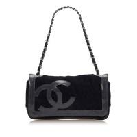 Lot 1063 - A Chanel 'Sport Line' chain shoulder bag