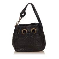 Lot 1065 - A Dior cannage leather shoulder bag