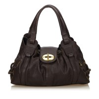 Lot 1069 - A Mulberry leather 'Agyness' handbag