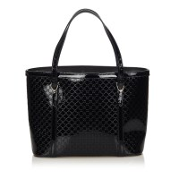 Lot 1074 - A Gucci 'Guccissima Supreme' patent leather handbag