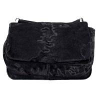 Lot 1086 - A Prada astrakhan evening handbag
