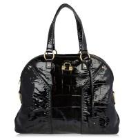 Lot 1088 - An Yves Saint Laurent 'Muse' handbag