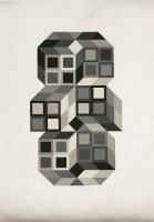 Lot 32-*Victor Vasarely (French
