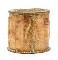 Lot 60 - A John Pearson pot and cover