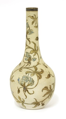 Lot 52-A Martin Brothers' stoneware vase
