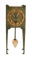 Lot 23 - A Nieuwe Kunst mantel clock
