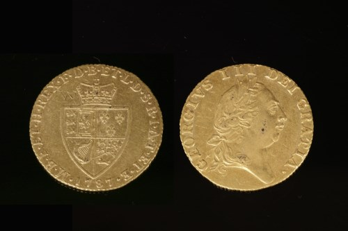 Lot 21-Coins