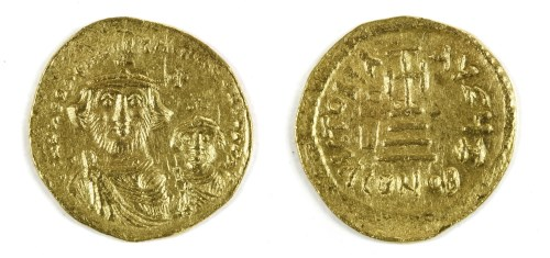Lot 13-Ancient Coins