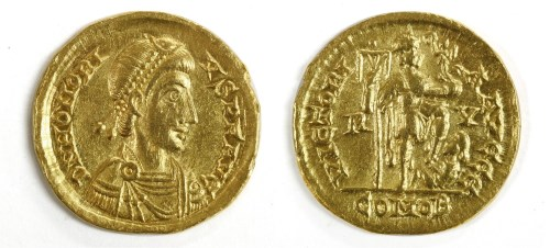 Lot 6-Ancient Coins