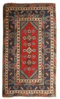 Lot 40 - A Turkish Doshe Malti rug
