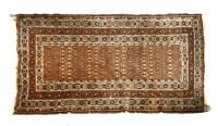 Lot 30 - A Kurdish rug