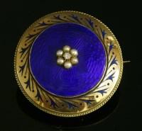 Lot 35-A Victorian diamond