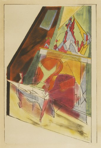 Lot 6-*Jacques Villon (French