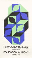 Lot 31-*Victor Vasarely (French