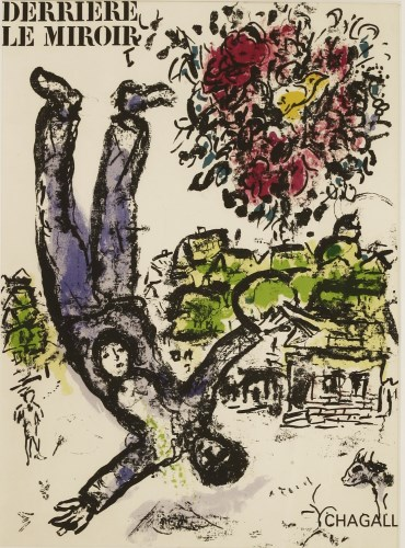 Lot 16-*After Marc Chagall (French-Russian