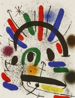 Lot 19-*Joan Miró (Spanish
