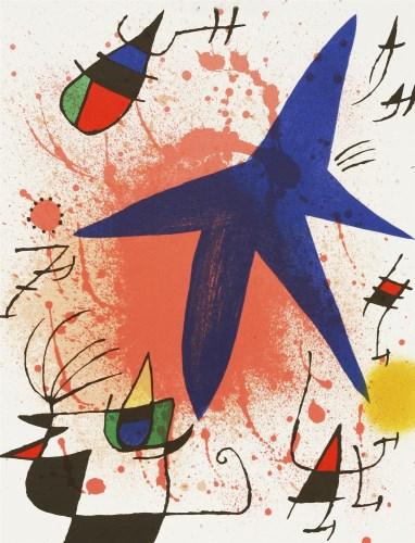 Lot 20-*Joan Miró (Spanish