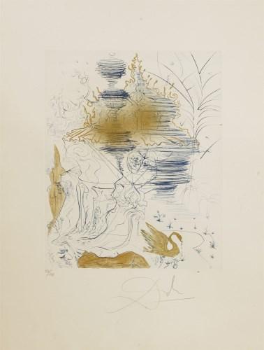 Lot 24-*Salvador Dalí (Spanish