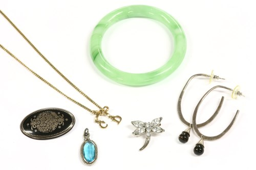 Lot 11-A collection of costume jewellery