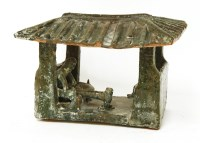 Lot 1-A Chinese barn model
