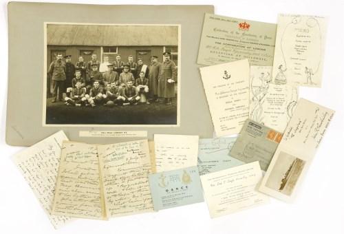 Lot 4 - MILITARY (WW1 & WW2): Trenchard