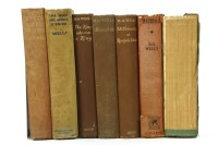 Lot 14-Seven works by H. G. WELLS