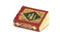 Lot 1A-MINIATURE BOOK: Schloss