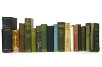 Lot 32-Gardening Books: A collection of mainly Victorian & Edwardian gardening books.   (Qty.)