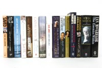 Lot 29-Twenty-Two SIGNED FIRST EDNS; All First Editions and mostly fine copies. + 3 others; INCLUDING: ...