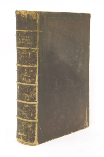 Lot 18-BIBLE; Latin