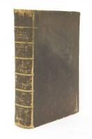 Lot 18-BIBLE; Latin