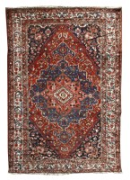 804 - A large west Persian Bakhtiari carpet