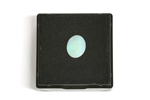 Lot 12-An unmounted opal