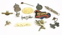 Lot 50-A collection of costume jewellery to include