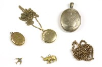 Lot 45-A collection of jewellery