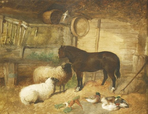 Lot 42-John Frederick Pasmore (1820-1881)