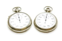 Lot 58 - Two stop-watches