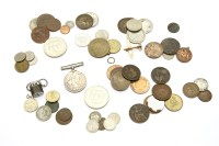 Lot 83 - A collection of coins and medals