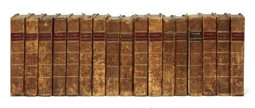 Lot 102 - The Farmer's Magazine: Volumes 1-16. Constable