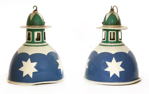 Lot 5-FAIRGROUND LAMPS