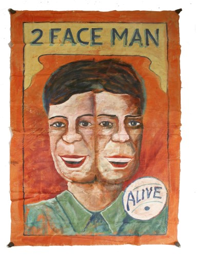 Lot 2-2 FACE MAN