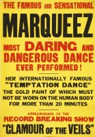 Lot 24 - THE MOST DARING DANGEROUS DANCE EVER PERFORMED