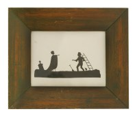 Lot 87 - THE SKELETON GHOST AND THE GRAVEDIGGER