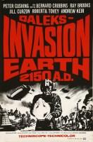 Lot 99 - 'DALEKS - INVASION EARTH 2150 AD'