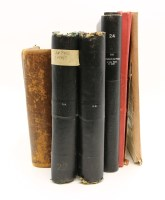 Lot 31-Six albums and stock books of Penny reds