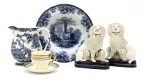Lot 64-A large quantity of tea and dinner wares