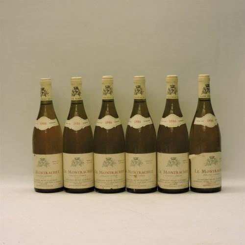 Lot 20-Le Montrachet Grand Cru